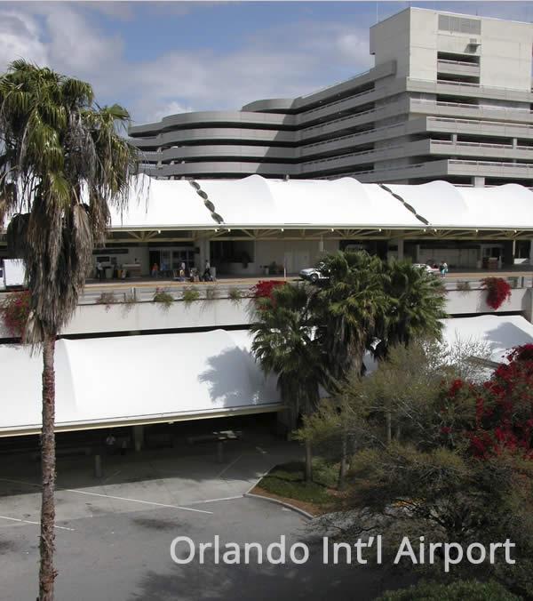 Orlando Int'l Airport